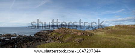 Coastline, Scotland, landscape #1047297844
