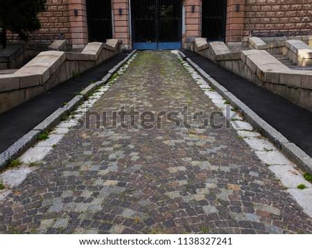 Cobblestone pattern. Background for design #1138327241