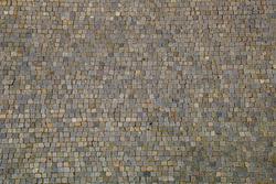 Cobblestone pavement texture for graphic, background or desktop resource.