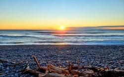 cobden Beach here in greymouth newzealand