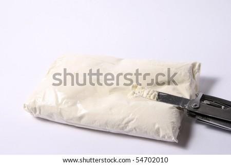 cocaine bag