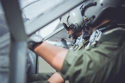 Cockpit, pilots, military pilots, combat pilots , Pilot, soldier, pilot, two soldiers , Fighter pilot, war