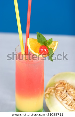 Cocktail mixed