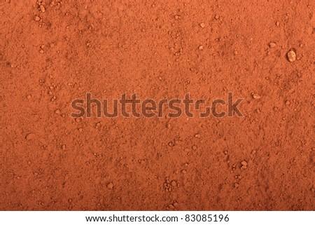 Cocoa Powder Background