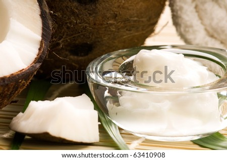 Coconut and coconut oil