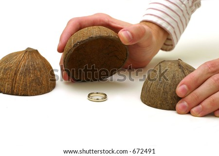 Coconut Shell Game