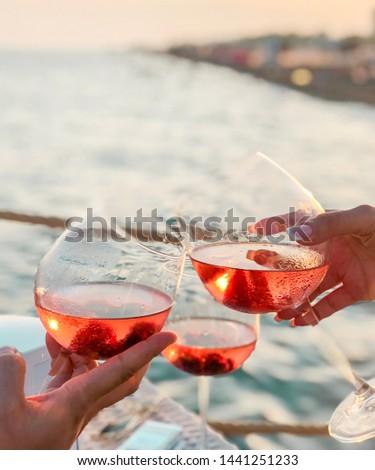 coctail, wine, blush, taste, chill, happy hour #1441251233