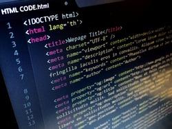 Code ,HTML web programming