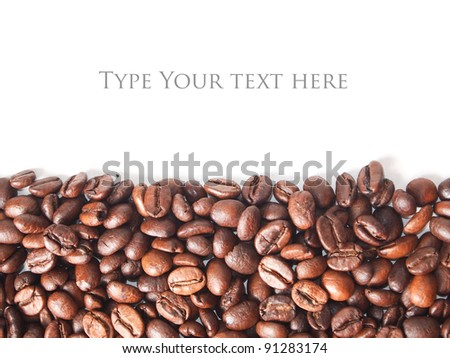 coffe beans / grains background