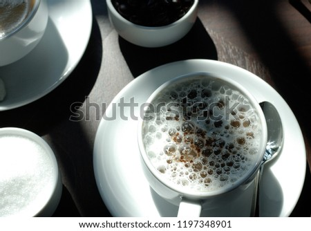 Coffee and Beverages  #1197348901