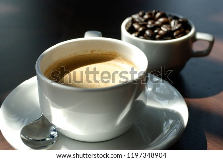 Coffee and Beverages  #1197348904
