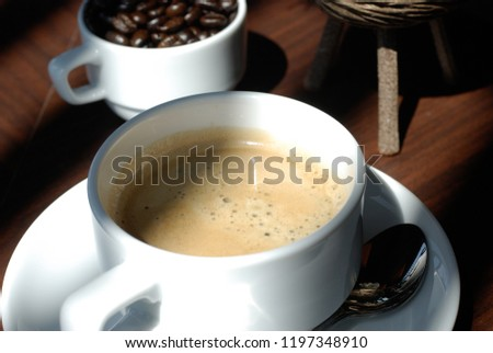 Coffee and Beverages  #1197348910