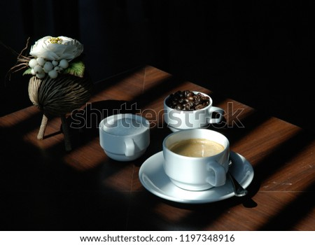 Coffee and Beverages  #1197348916