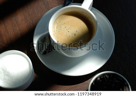 Coffee and Beverages  #1197348919