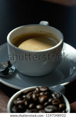 Coffee and Beverages  #1197348922