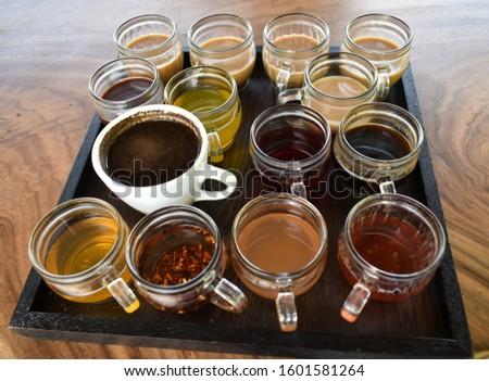 Coffee and tea not only provide cozy morning rituals and boosts of energy during midday slumps; these hot drinks have also been long acknowledged for their medicinal properties, caffeine & antioxidant