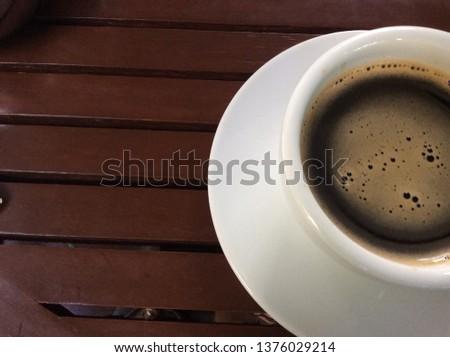 Coffee aroma and aroma #1376029214