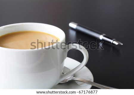 coffee at work or for breakfast in the office
