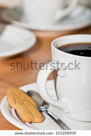 Coffee break - stock photo