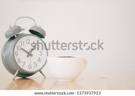 Coffee Break, Break Time