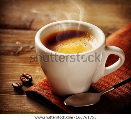 Coffee. Coffee Espresso. Cup Of Coffee  #168961955