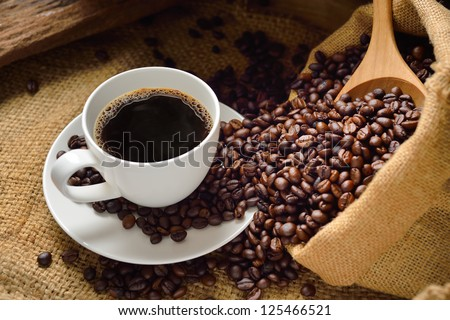 coffee bean essay The starbucks corporation was founded by three entrepreneurs at the place called seattle in 1971 initially they were selling of whole bean coffee in one seattle.