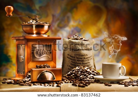 coffee for still life