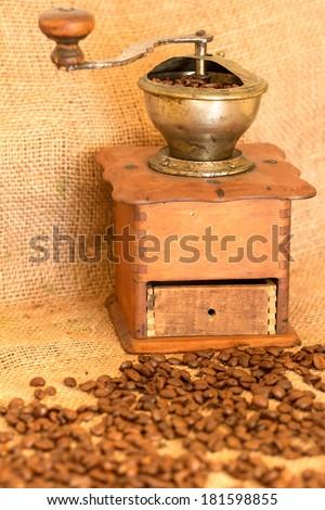 Coffee Grinder./ Coffee Grinder.