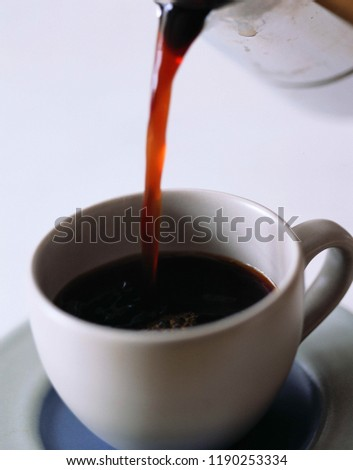 coffee hot beverage #1190253334