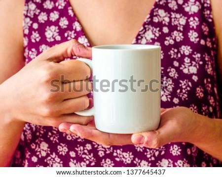 Coffee mug mockups #1377645437