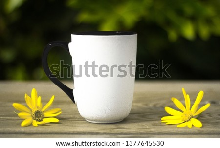 Coffee mug mockups #1377645530