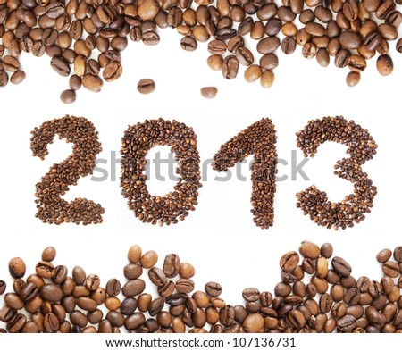 Coffee New Year 2013