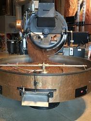 Coffee Roaster at Starbucks Reserve Roastery Seattle
