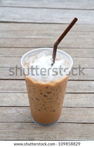 coffee with cream liqueur