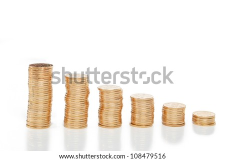 Coin - stock photo