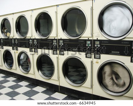 Washing machines and tumble dryers for Laundretttes