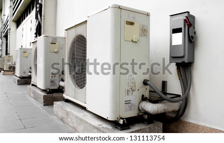 cold Air Compressor electric powerful