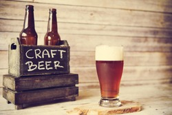 Cold Craft Beer