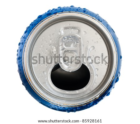 Cold drinking can