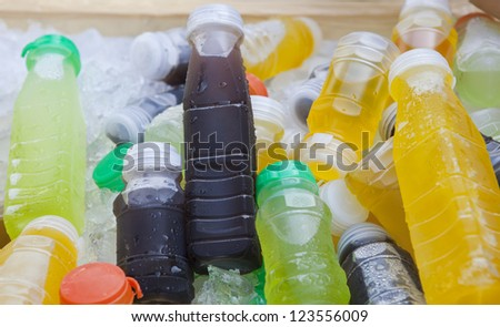 cold drinking fruit juice beverage i