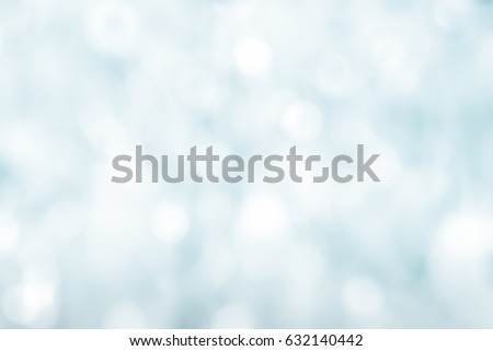 COLD LIGHT BACKGROUND, ABSTRACT CIRCLE PATTERN #632140442
