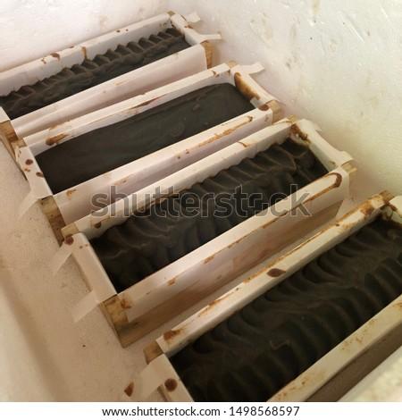 Cold process handmade soap. Handmade soap
