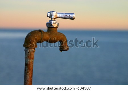 Cold Water Faucet