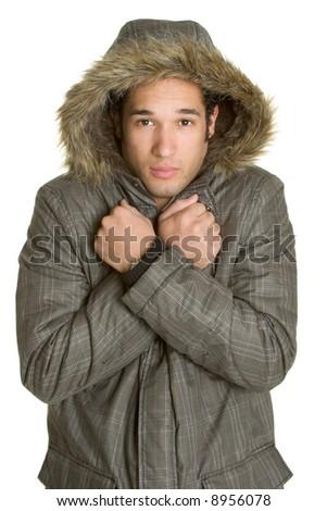 Cold Winter Man