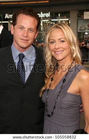 Cole Hauser And Cynthia Daniel At The World Premiere Of ...