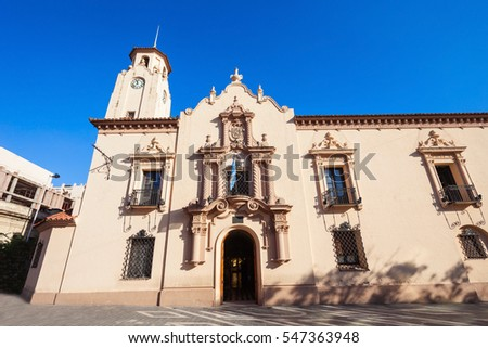 Shutterstock Colegio Nacional de Monserrat (Royal Boarding School of Our Lady of Montserrat) is a public college preparatory high school in Cordoba, Argentina