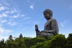 Colin Monastery hong kong, Tian tan buddha the world's tallest outdoor seated bronze buddha located in hong kong