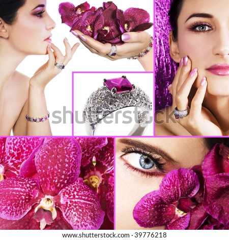 Lifestyle - Pagina 2 Stock-photo-collage-of-several-photos-for-fashion-and-beauty-industry-39776218