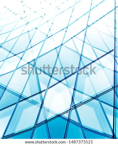 Collage photo of framed hi-tech glass structures. Structural glazing. Transparent wall, roof or ceiling fragments with metal framework. Abstract modern architecture, interior or technology background.