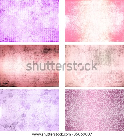 collection of grunge background textures (more in my gallery)